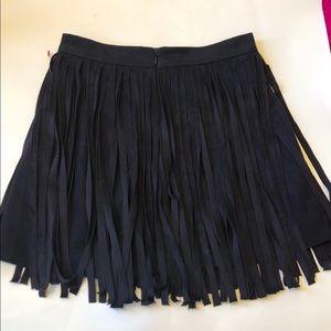 BB Dacota Black mini skirt